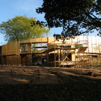 Myrtle House - Site progress