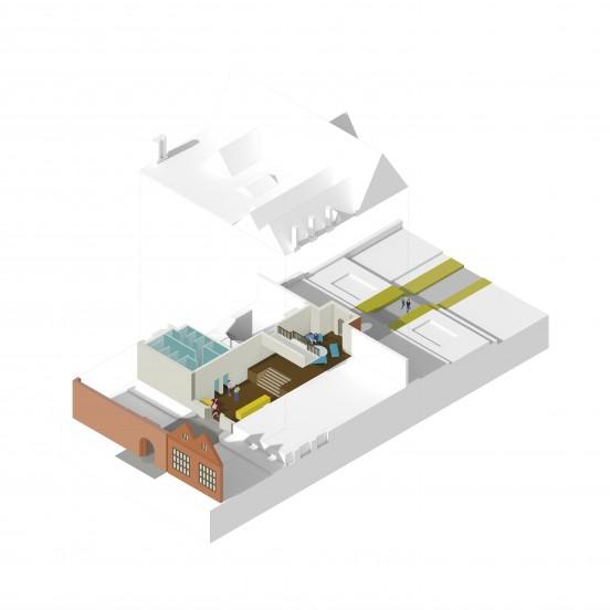 274 Laboratory building